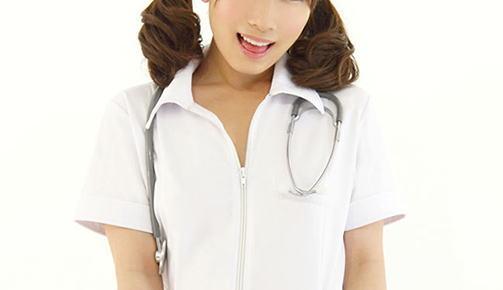 看護師の診察